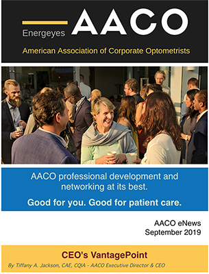 September 2019 eNews from AACO